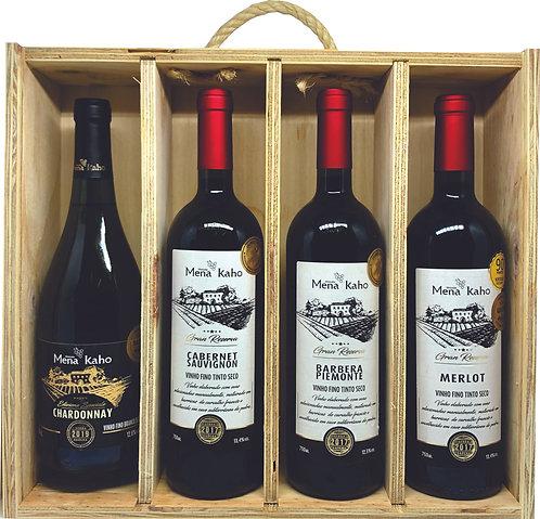 Kit Personalizado de Vinhos II