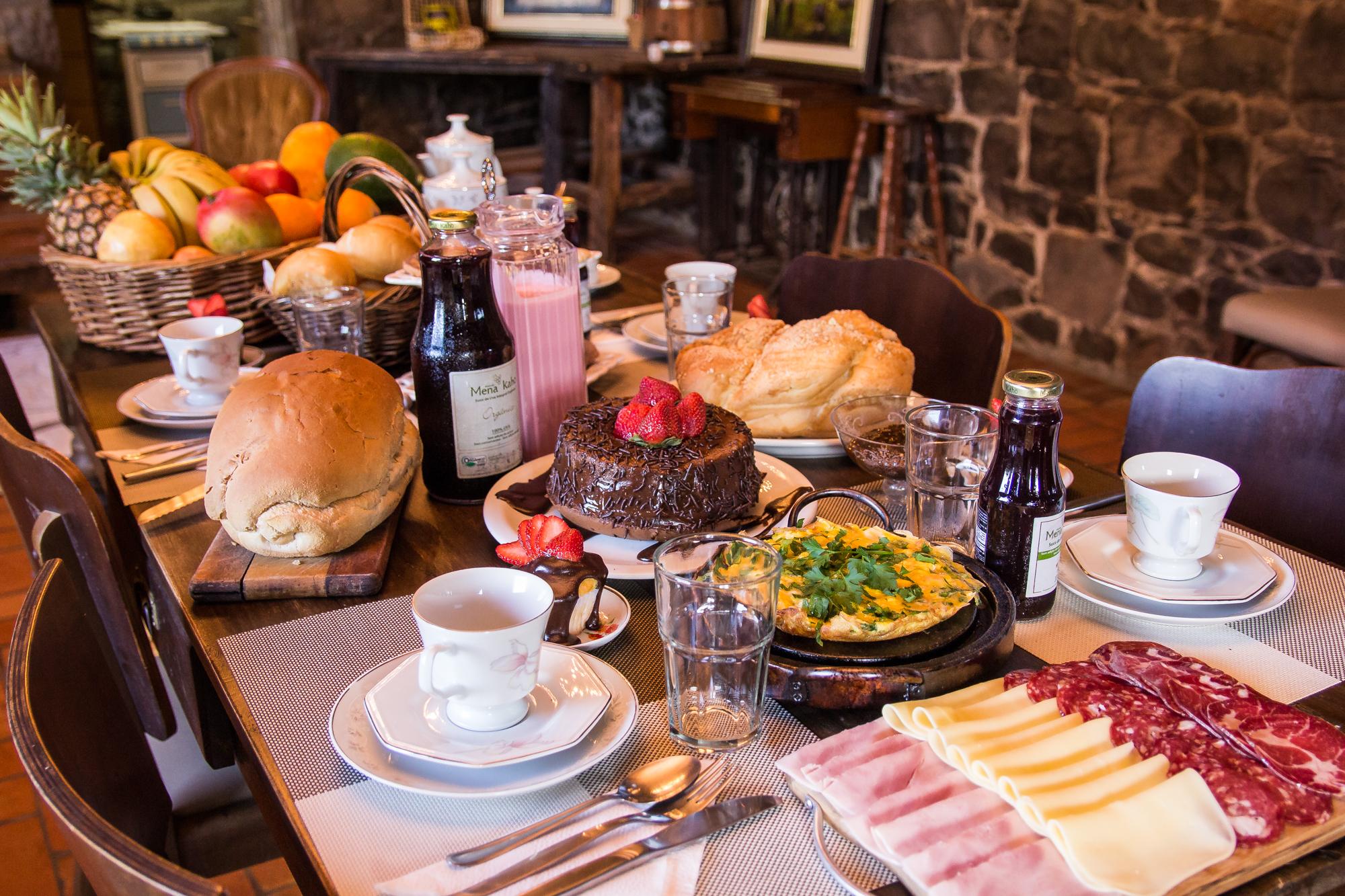 Café da Manhã E.S.P.E.C.I.A.L