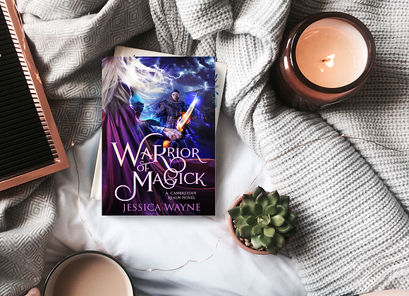 Warrior Of Magick Paperback