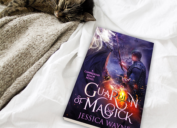 Guardian Of Magick Hardback