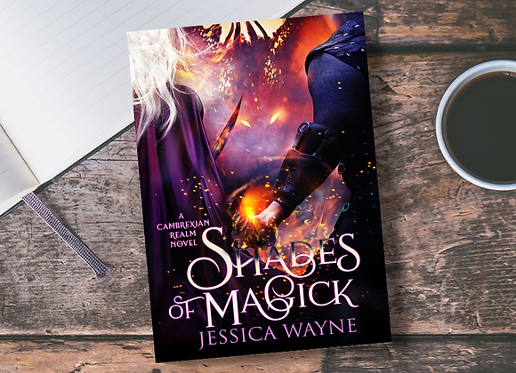Shades Of Magick Hardback