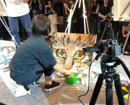ART BATTLE Kyoto