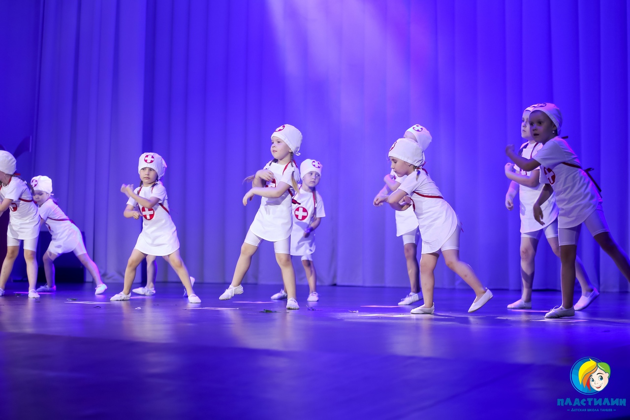 детские танцы казань