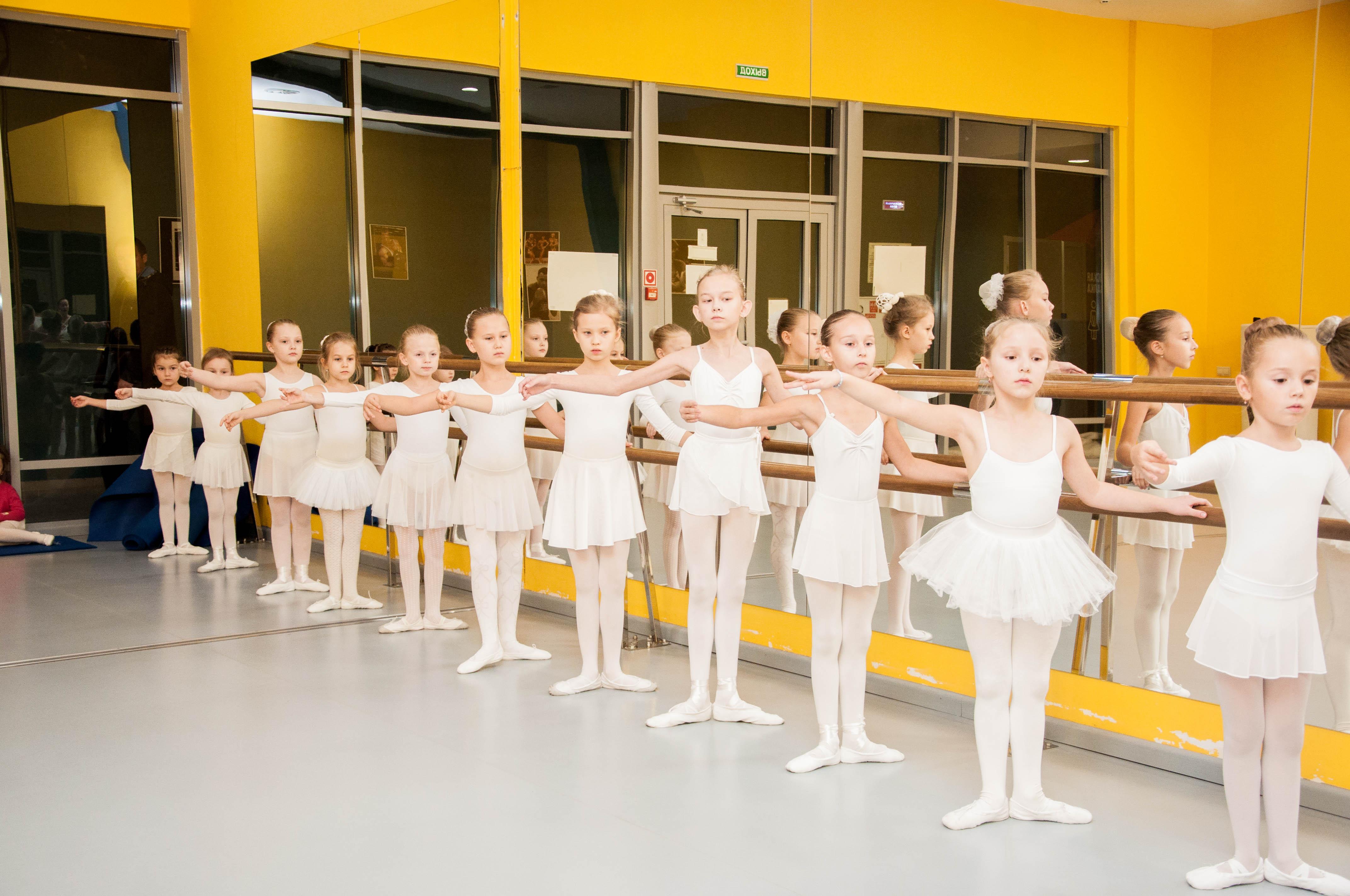 школа балет дети казань