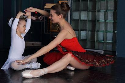 детская школа балета