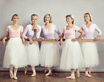 Школа балета для взрослых