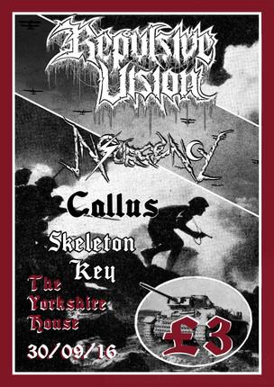 Repulsive Vision Poster