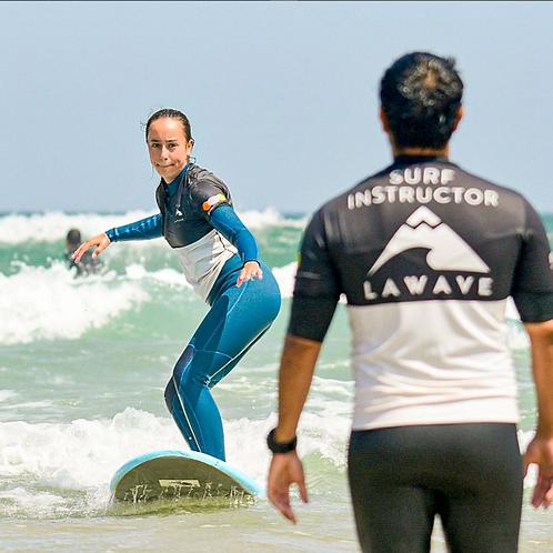 Clase de Surf (Grupal)