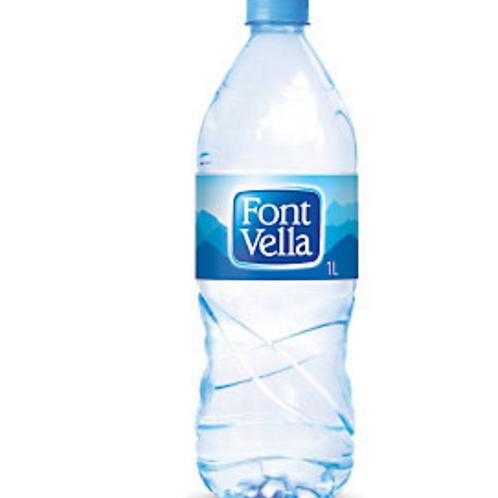 Botella de agua 33cl