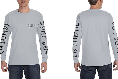 Camiseta manga larga - La wave surf