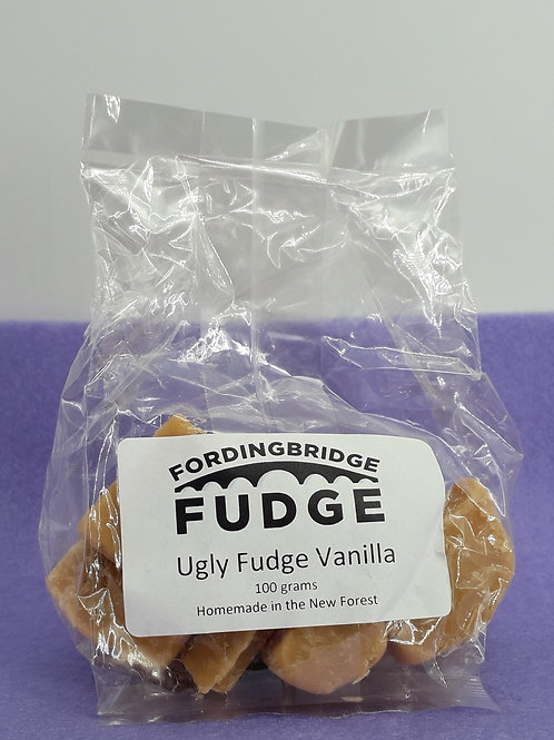 Ugly Fudge (off cuts)Vanilla 100gram