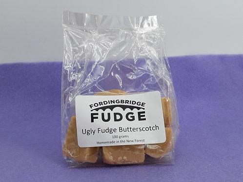 Ugly Fudge (off cuts) Butterscotch 100 gram