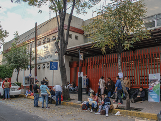 Donación de fórmula en el Hospital Pediátrico Tacubaya
