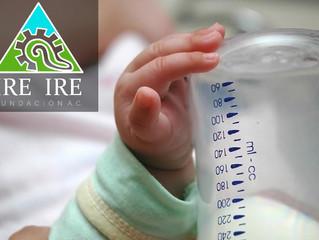 ¿Conoces a un bebé de 0 a 12 meses de edad? Recibe gratis una fórmula para apoyar su crecimiento. Ún