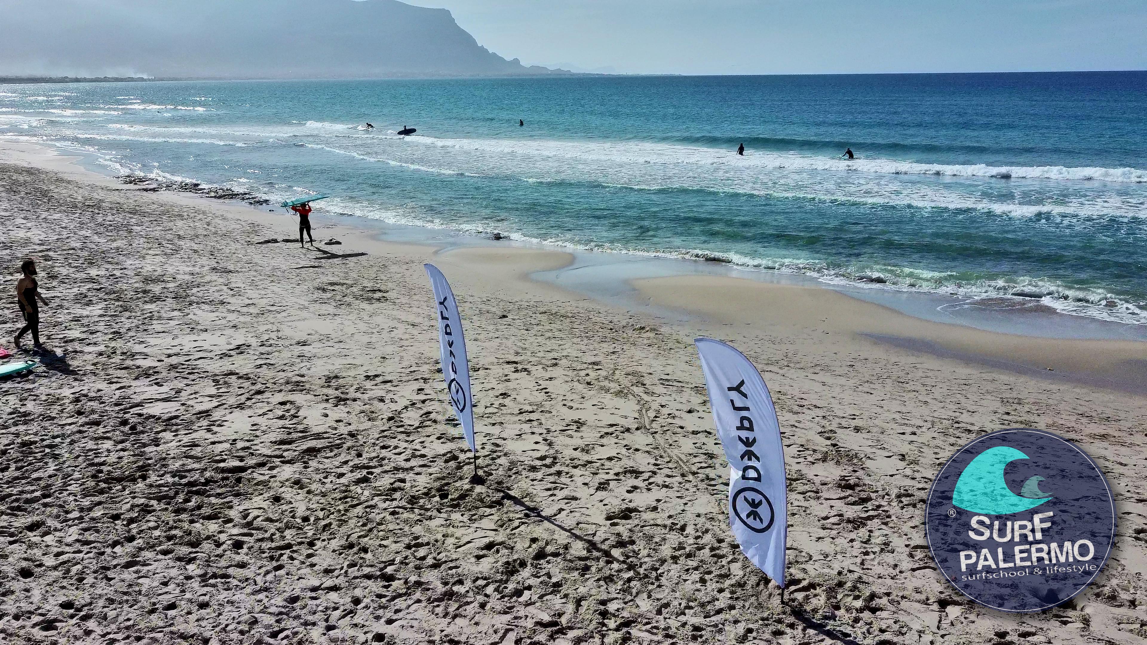 Surf Palermo - Isola Delle Femmine - surfschool & lifestyle