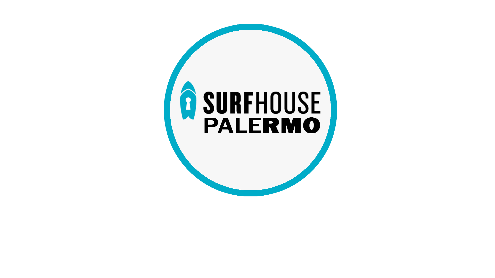 LOGO SURF HOUSE palermo