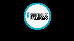 LOGO SURF HOUSE palermo