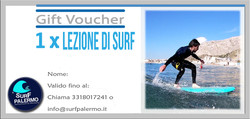 SURF PALERMO regalo