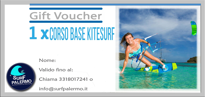 Kitesurf Palermo Voucher