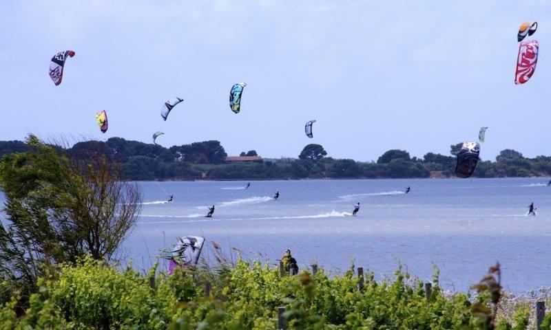Kitesurf lessons Stagnone & Palermo