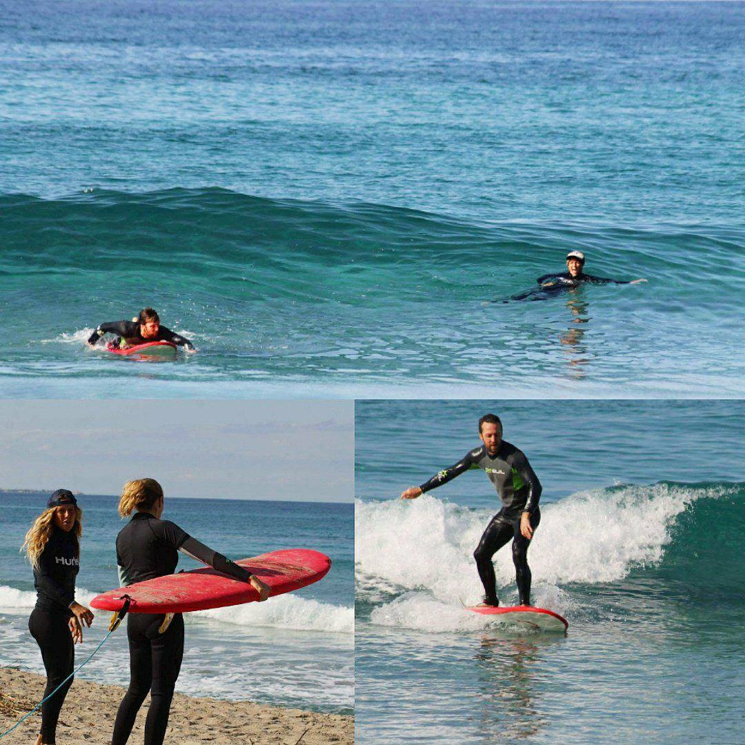 Surfing Lesson Day Palermo
