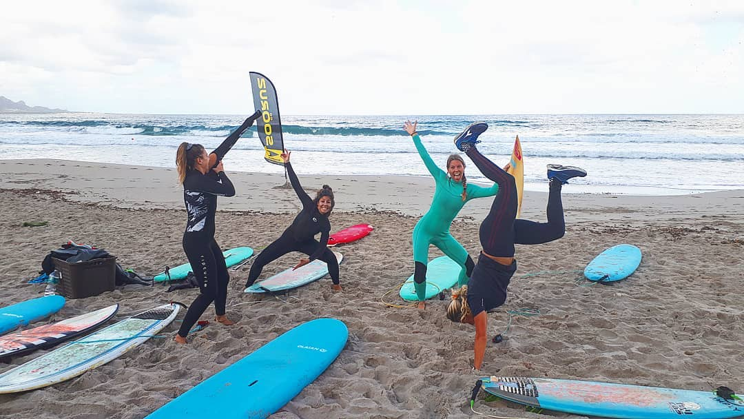 Surf Palermo lessons & rentals