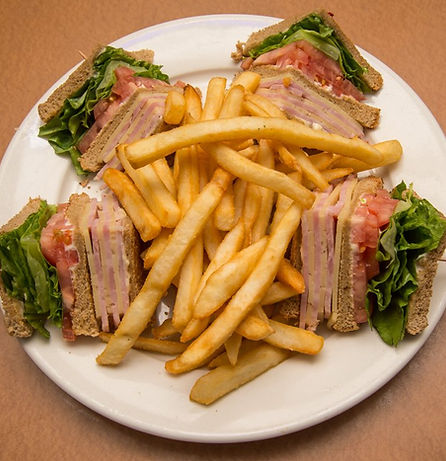 sandwich with fries meal | Troy, NY