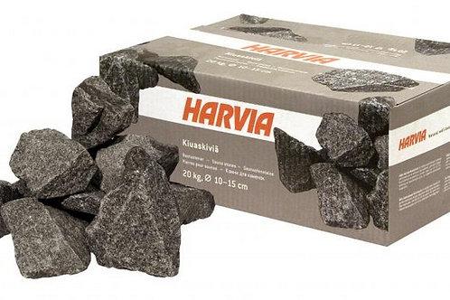 Harvia bastusten 10-15 cm, 20 kg