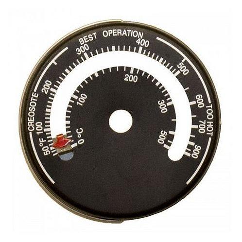 Termometer med magnet