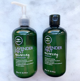 TeaTree Lavender Mint Moisturizing Shampoo & Conditioner