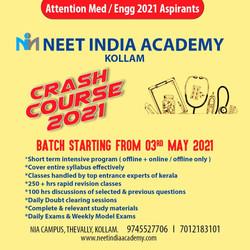 crash notice