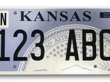 Conductores de Kansas ahora tienen más tiempo para renovar placas y licencias.