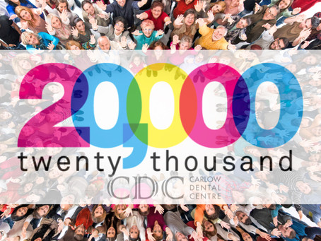 #CDCstories; over 20,000 Patients