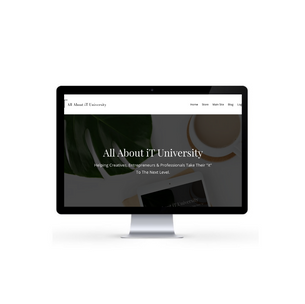 All About It University