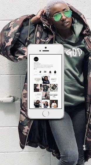 Girl+God Clothing Brand