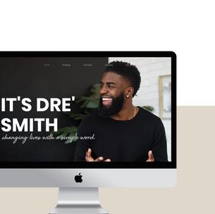 It's Dre Smith