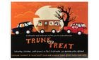 Trunk or Treat!  October 20th...Be There!
