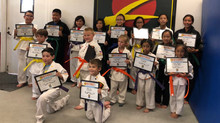 Congratulations to our newest testers!