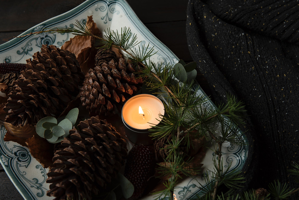 Stay cozy during winter solstice and embrace the dark