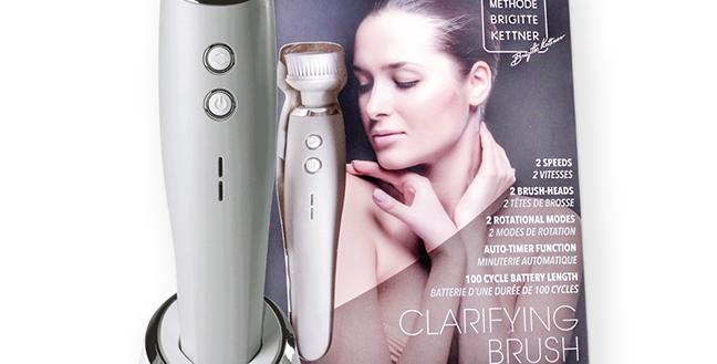 Brigitte Kettner Facial Brush