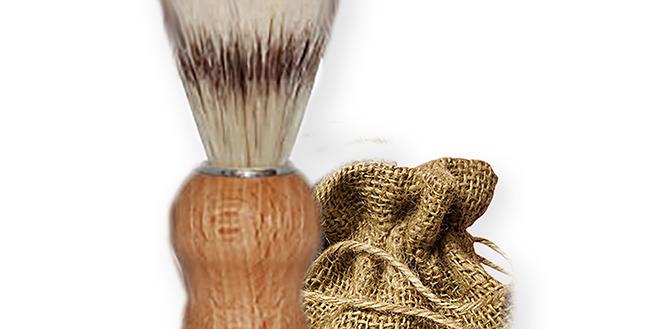 Shaving Brush Solution for Men Gift with purchase