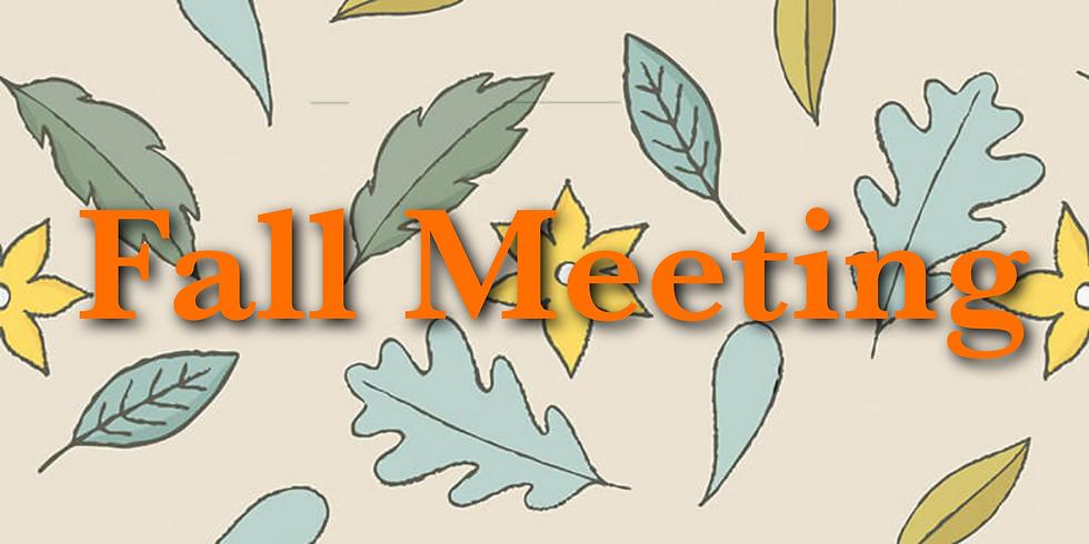 Fall Meeting