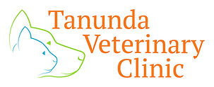 Tanunda Vet Logo Signage - wider borders