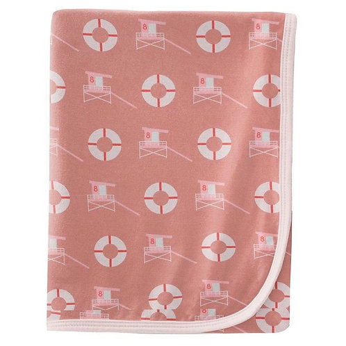 Antique Pink Lifeguard Swaddle