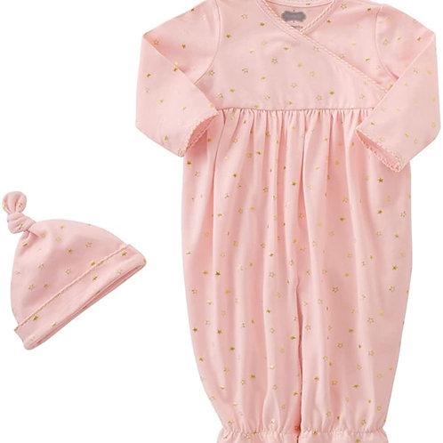 Convertible Gown Cap Set
