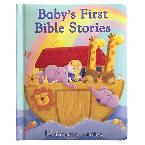 PBT Baby's First Bible Stories