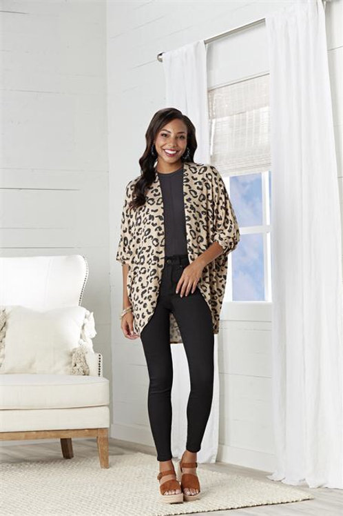 Colby Cocoon Cardigan- TN (One Size)