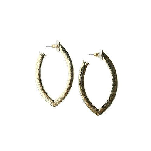 Cancun Gold Earrlngs