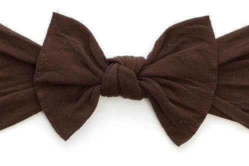 Brown Knot Headband