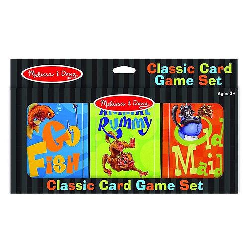 Animal Card Games